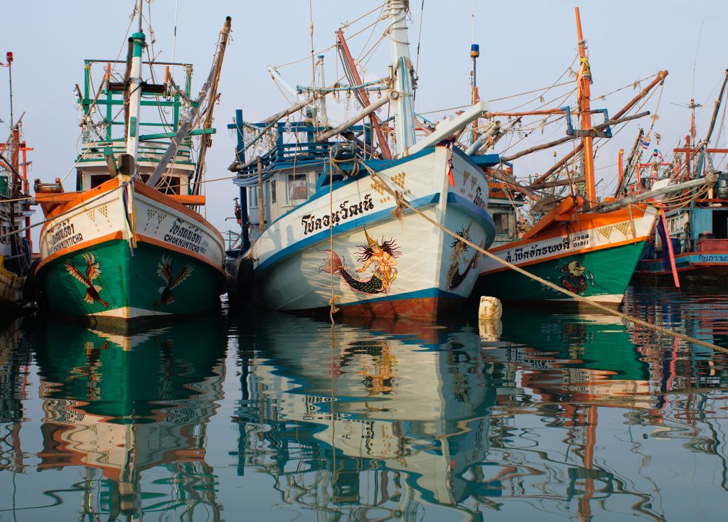 Sri_Thanu_fishing_fleet