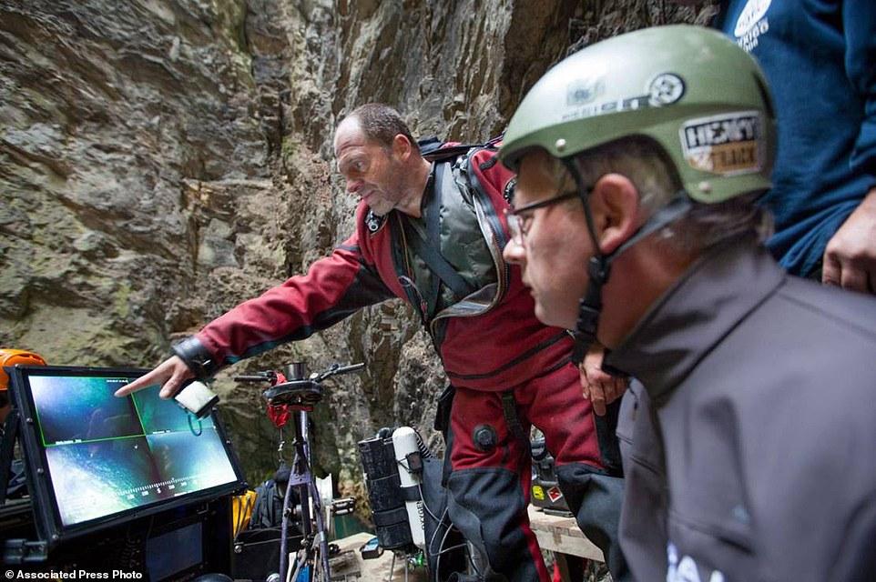 Czech Deepest Cave